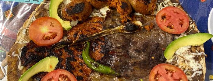 Antequera De Oaxaca is one of LA - Mexican/Latin American.