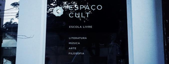 Espaço Revista Cult is one of Luci 님이 저장한 장소.