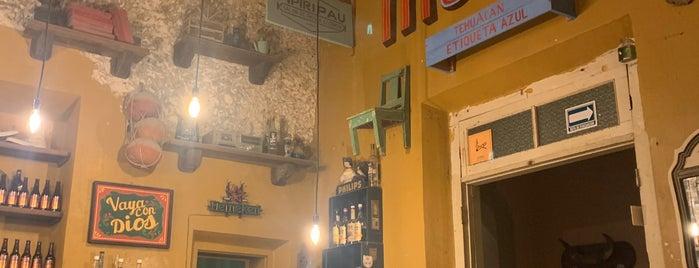 Pipiripau Bar is one of YTCN.