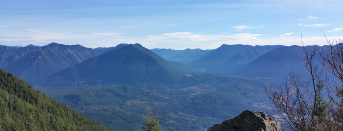Mount Si Summit is one of Seattle Interns: Places.