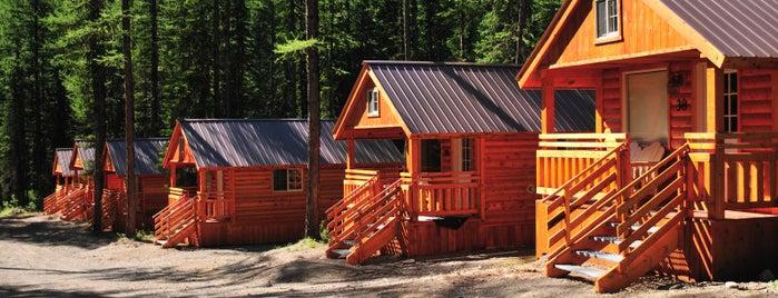 Izaak Walton Inn is one of Montana Road Trip!.