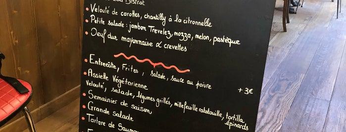 Lou Bistrot is one of Paris - Bonnes adresses.