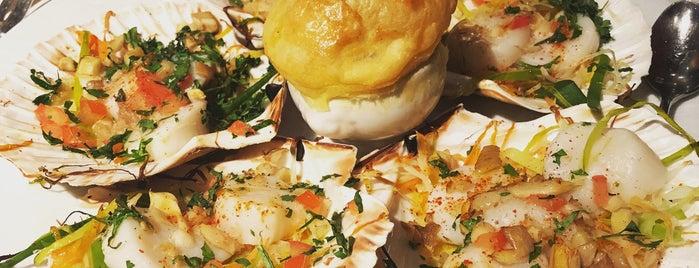 L'Inattendu is one of Manger à Paris.