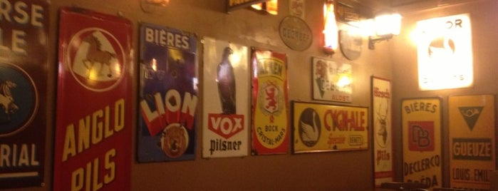 Delirium Café is one of Beer Map.