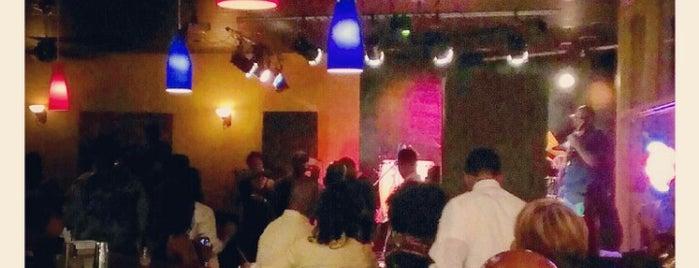 Zydeco Downtown Jazz Lounge & Restaurant is one of Lieux sauvegardés par Cristina.