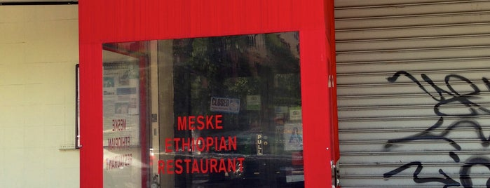 Meske is one of NYC.