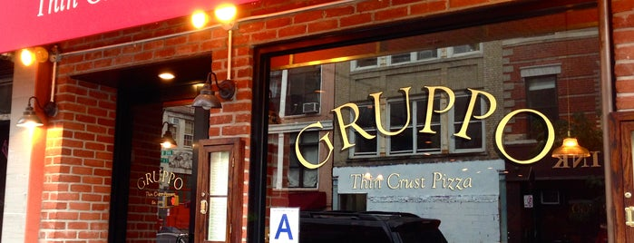 Gruppo is one of NYC Pizza.