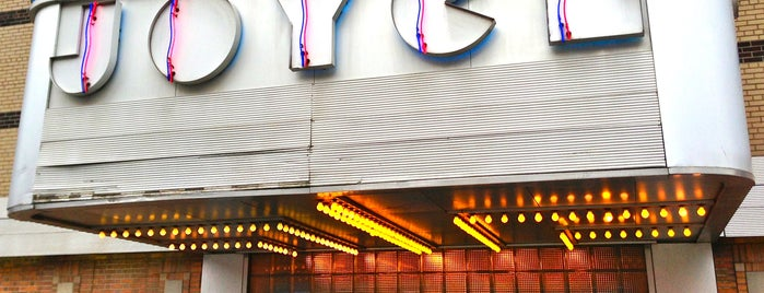The Joyce Theater is one of The City Guide.