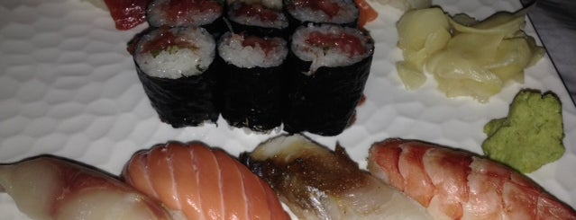 Sushi Seki UES is one of Lugares guardados de Adam.