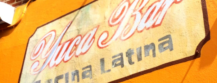 Yuca Bar & Restaurant is one of Cocktails.