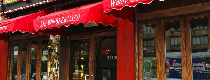 Village Pourhouse is one of NYC Recommendations.