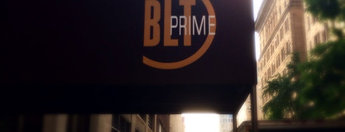 BLT Prime is one of NewYork Places....