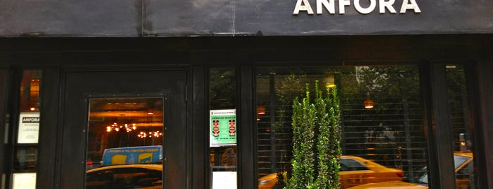 Anfora is one of Manhattan Drinks.