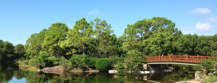 Morikami Museum And Japanese Gardens is one of Ft Lauderdale to Stuart FL.