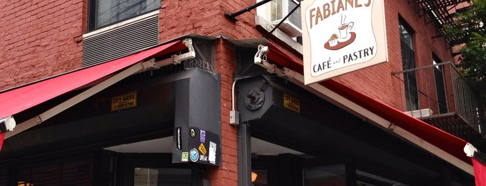 Fabiane's is one of Lugares guardados de Dat.