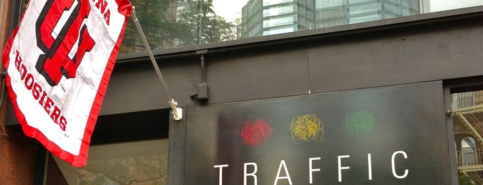 Traffic Bar Midtown East is one of N....YC.