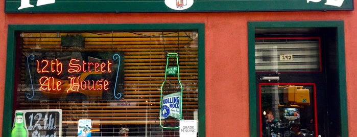 12th Street Ale House is one of 200+ Bars to Visit in New York City.
