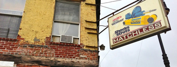 Bar Matchless is one of CMJ 2012 Venues.