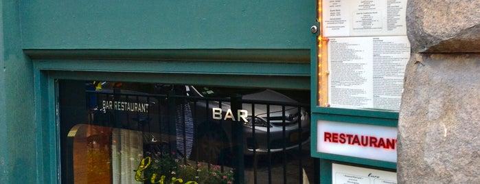 Lure Fishbar is one of Lieux sauvegardés par Dat.