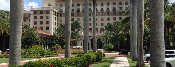 The Breakers Palm Beach is one of Ft Lauderdale to Stuart FL.