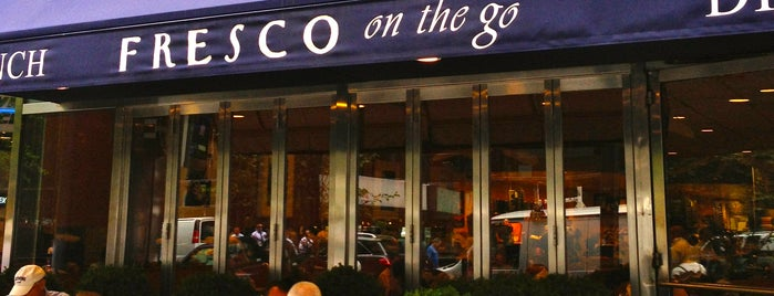 Fresco On The Go is one of Midtown Lunch.