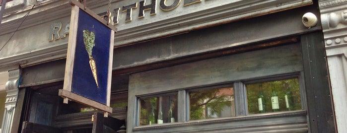 Rabbithole is one of New York.