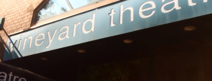 Vineyard Theatre is one of The City Guide.