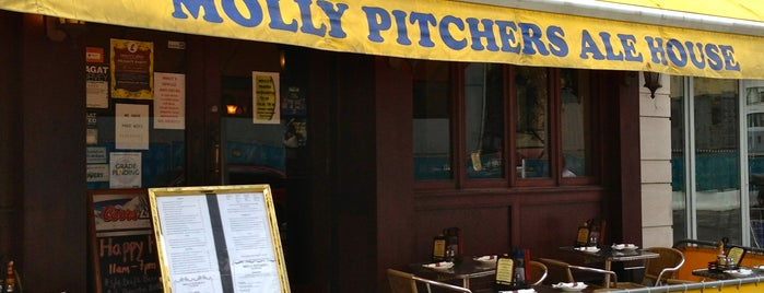 Molly Pitcher's Ale House is one of NYC Trivia Nights.