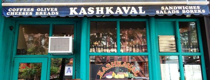 Kashkaval Cheese Market is one of Locais salvos de Brian.