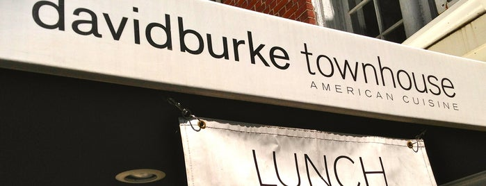 David Burke Townhouse is one of The Best of the Upper East Side.