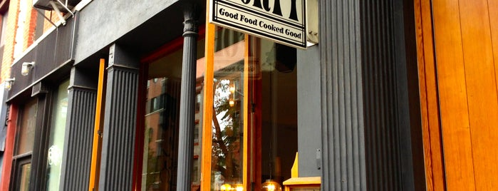 Back Forty is one of Restaurants in NYC.