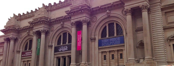 Metropolitan Museum of Art is one of Out & About in NY.