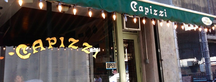 Capizzi is one of Manhattan To-Do's (14th Street to 59th Street).