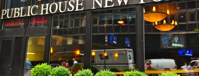 Public House is one of NYC Bars and Restaurants.