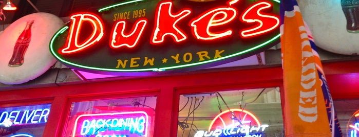 Duke's is one of Places to drink alcohol.