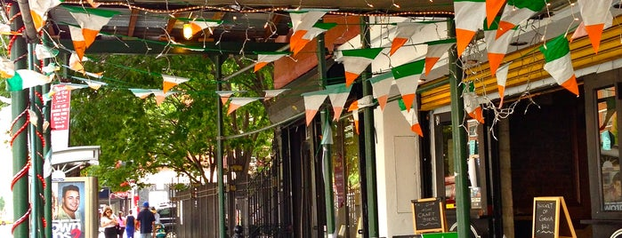 Failte Irish Pub & Restaurant is one of Lugares favoritos de Steve.