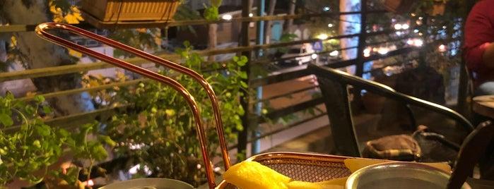 Cafe Kabab is one of Orte, die Haniyehh gefallen.