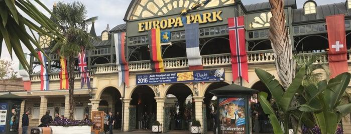 Europa-Park is one of Deutschland | Sehenswürdigkeiten & mehr.