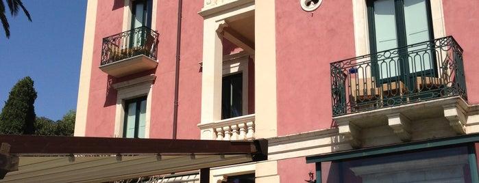 Villa Schuler Hotel Taormina is one of Sicilia.