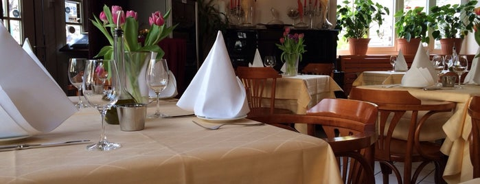 Classico is one of Frankfurt Restaurant.