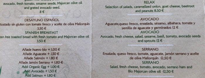 Avocado is one of Tapear en Palma.