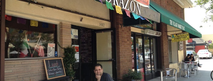 Mi Corazon Mexican Restaurant is one of Posti che sono piaciuti a Matt.
