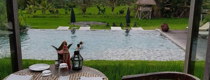 Sanak Retreat Bali is one of Bali.