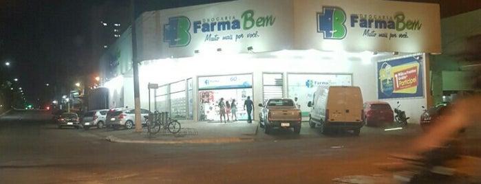 Farmabem is one of Tempat yang Disukai Bruno.