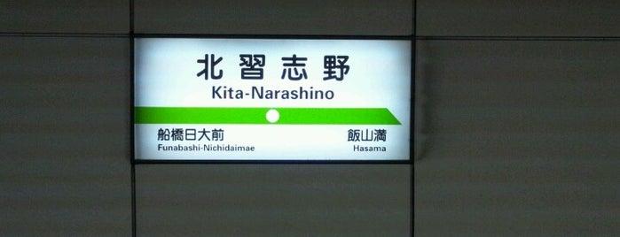 Toyo Rapid Line Kita-Narashino Station (TR04) is one of Funabashi・Ichikawa・Urayasu.