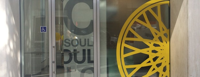 SoulCycle SoMa is one of Locais curtidos por Karen.