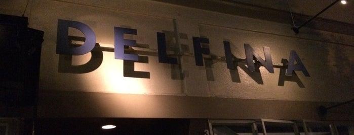Delfina is one of 2015 SF Bay Area Michelin Bib Gourmand.