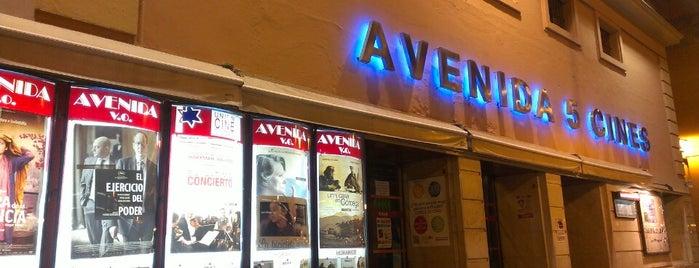 Avenida 5 Cines is one of Sevilla.