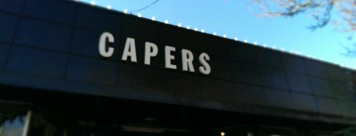 Capers is one of Locais salvos de Marty.