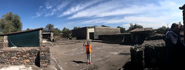 Tepantitla Conjunto Arqueologico is one of Idos México e Teotihuacan.